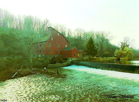 American Old Mill