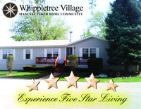 Whippletree Village Postcard