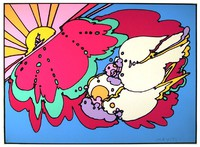 "Peter Max ""Land of Sunshine"""