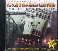 Holocaust Requiem by Zlata CD cover